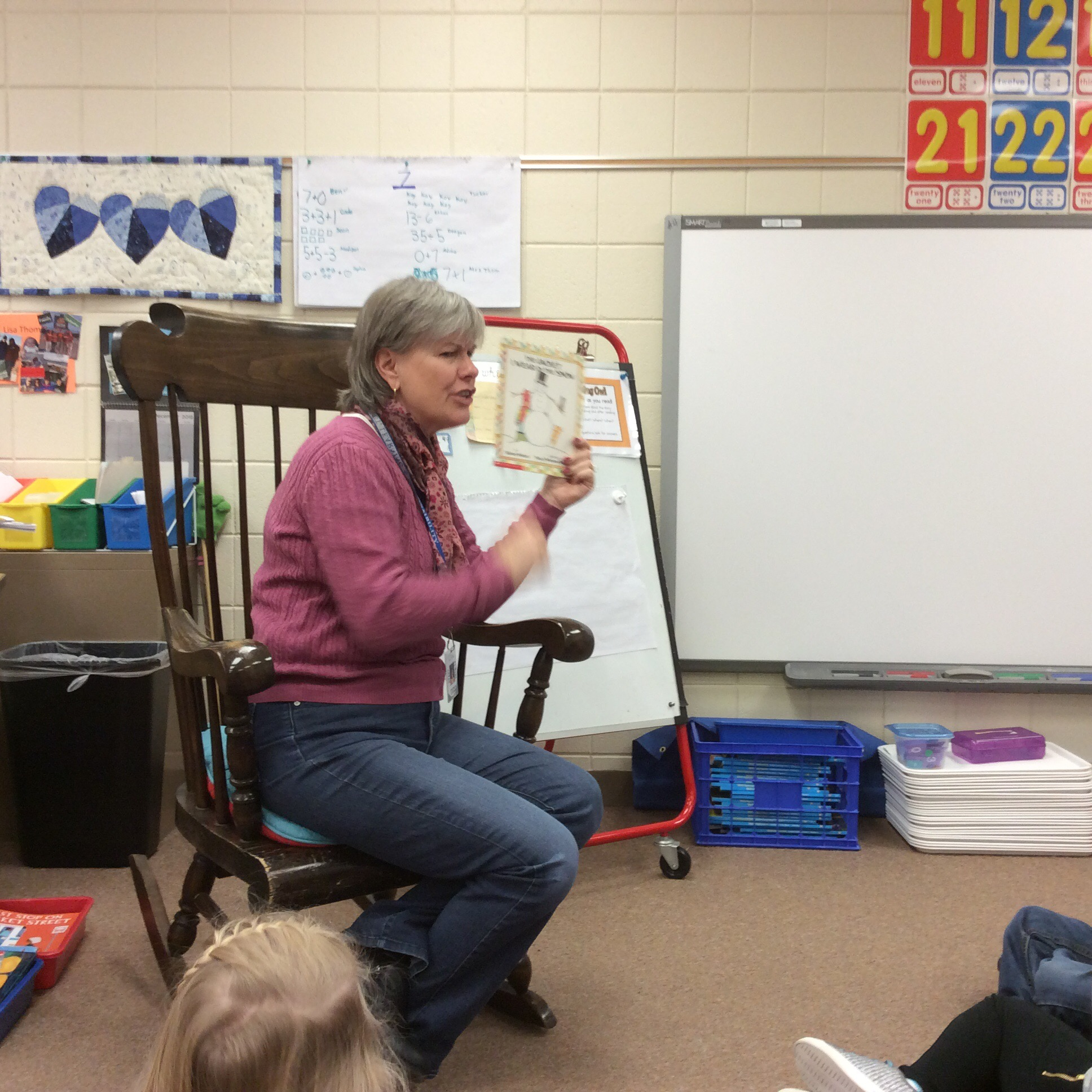 The Jacket I Wear In The Snow Mrs Thom S Kindergarten Class